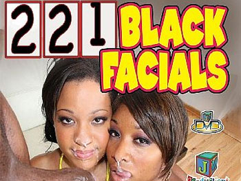 221 Black Facials - Full DVD
