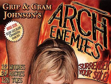 Arch Enemies 1 - Full DVD