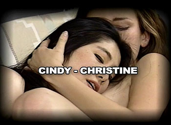 First Time Lesbians 1 - Cindy & Christine