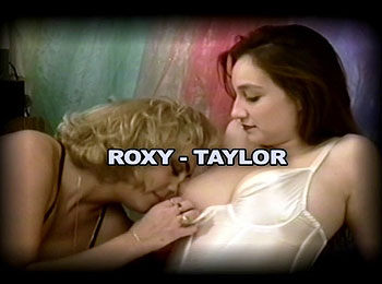 First Time Lesbians 1 - Roxy & Taylor
