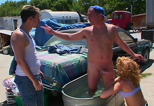White Trash Whore #22 - Scene 2