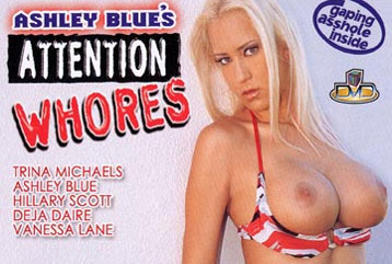 Attention Whores #1 - Full DVD