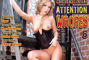 Attention Whores #6 - Full DVD