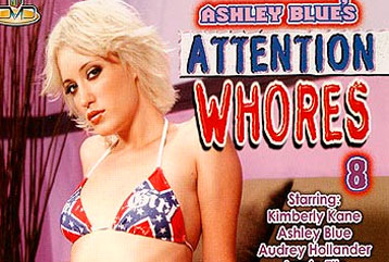 Attention Whores #8 - Full DVD