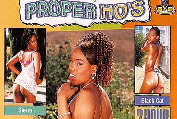 Bootylicious - Proper Ho's (Full DVD)