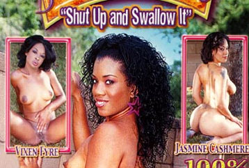 Bootylicious - Shut Up and Swallow It (Full DVD)