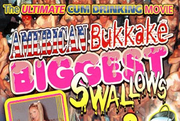 Bukkakes Biggest Swallows