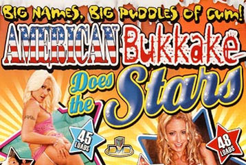Bukkake Does The Stars