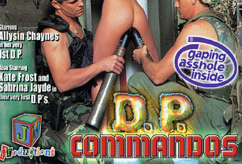 DP Commandos - Full Movie