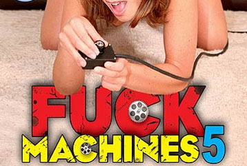 Fuck Machines 5 - Full DVD