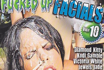 Fucked Up Facials #10 - Full DVD
