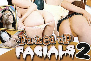 Fucked Up Facials #02 - Full DVD