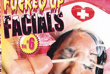 Fucked Up Facials #06 - Full DVD