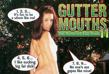 Guttermouths #11 - Full DVD