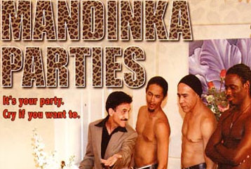 Mandinka Gangbang Party 1