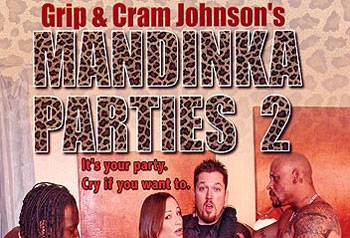 Mandinka Gangbang Party 2