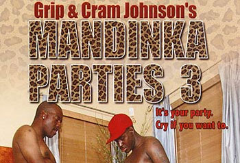 Mandinka Gangbang Party 3