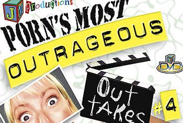 Outrageous Out Takes #4 - Full Movie