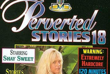 Perverted Stories #18 - Full DVD