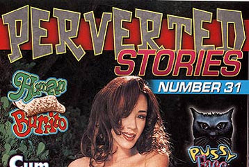 Perverted Stories #31 - Full DVD