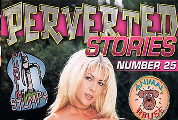 Perverted Stories #25 - Full DVD