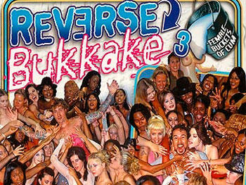 Reverse Bukkake 03 - Full Movie