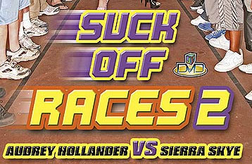 Suck Off Races 2 - Full DVD