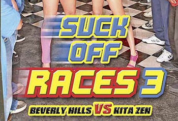 Suck Off Races 3 - Full DVD