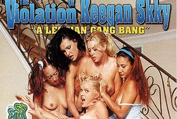 The Violation of Keegan Skky - Full DVD