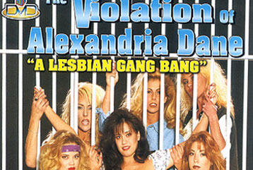 The Violation of Alex Dane - Full DVD
