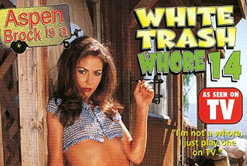 White Trash Whore #14 - Full DVD