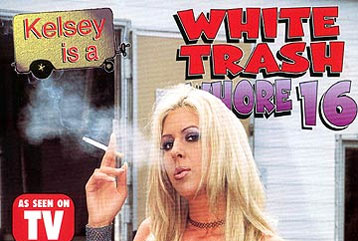 White Trash Whore #16 - Full DVD