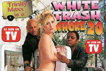 White Trash Whore #20 - Full DVD