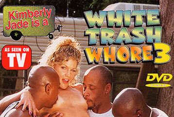 White Trash Whore #03 - Full DVD