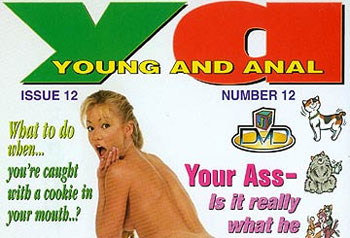 Young & Anal 12 - Full DVD