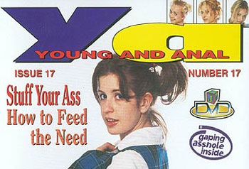 Young & Anal 17 - Full DVD