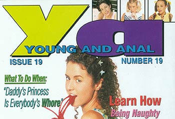 Young & Anal 19 - Full DVD