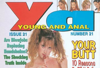 Young & Anal 21 - Full DVD