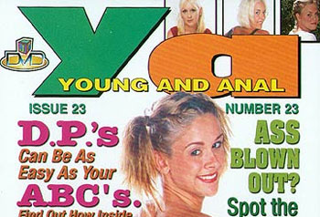 Young & Anal 23 - Full DVD