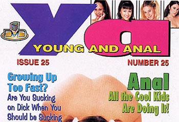 Young & Anal 25 - Full DVD