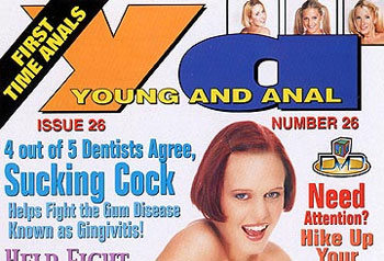 Young & Anal 26 - Full DVD