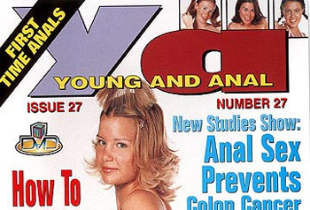 Young & Anal 27 - Full DVD