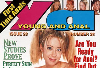 Young & Anal 28 - Full DVD
