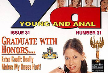 Young & Anal 31 - Full DVD