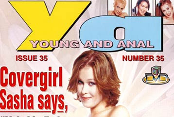 Young & Anal 35 - Full DVD