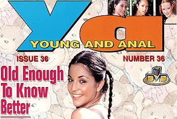 Young & Anal 36 - Full DVD