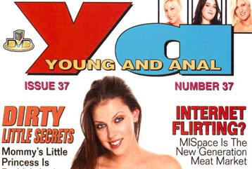 Young & Anal 37 - Full DVD