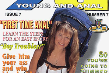 Young & Anal 07 - Full DVD
