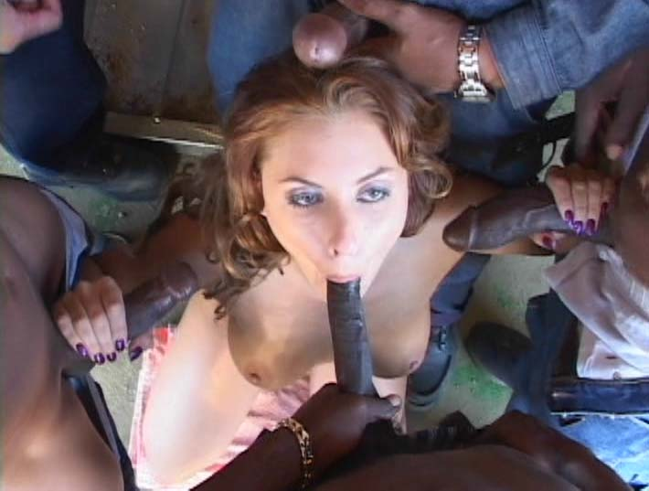 Black dick sucking picture
