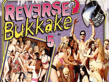 Reverse Bukkake 05 - Full Movie